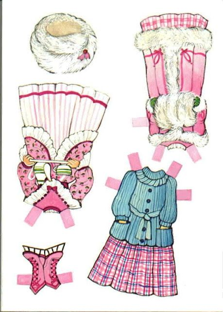 The Gingham Becky's Clothes 1 (Becky's Winter Carnival)