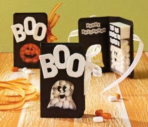 Something a little different...for co-workers, girlfriends, teens too old for trick or treat, party favors...