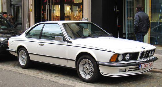 https://flic.kr/p/rKpTuY | BMW 635 CSi (E24) | Place: Antwerpen