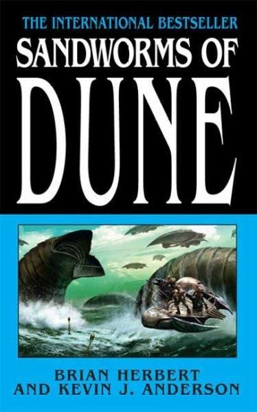 At the end of Frank Herbert's final novel, Chapterhouse: Dune, a ship carrying a crew of refugees escapes into the uncharted galaxy, fleeing from a terrifying, mysterious Enemy. The fugitives used gen