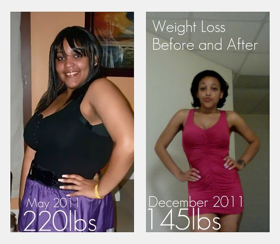 38 year old female weight loss