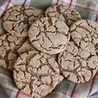 Ginger Molasses Cookies. These are DELICIOUS!