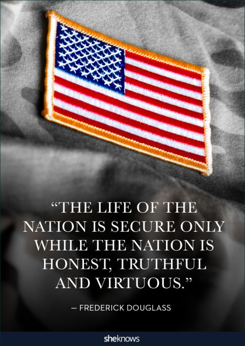 25 Quotes About America That Ll Put You In A Patriotic Mood Veterans Day Quotes America Quotes Patriotic Quotes
