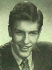 Senior pic of Dick Van Dyke