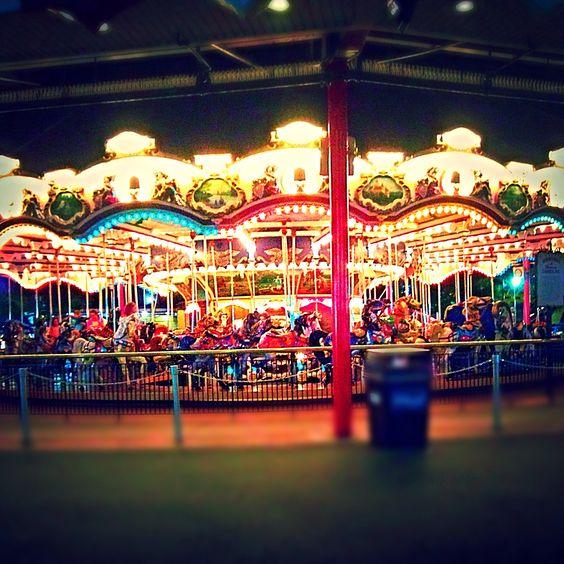 Merry-Go-Round in Hershey, PA