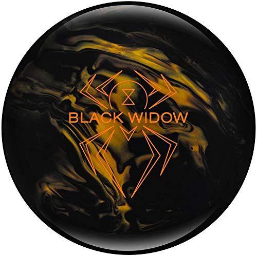 14 lb Hammer Black Widow Gold Bowling Ball