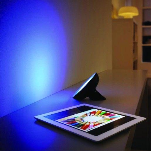 Philips Hue Bloom LED Smart Mood Lamp - Version 2 | Maplin ...