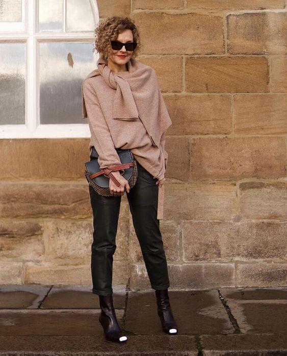 Тенденции моды на зиму 2019/2020 для женщин за 40 лет