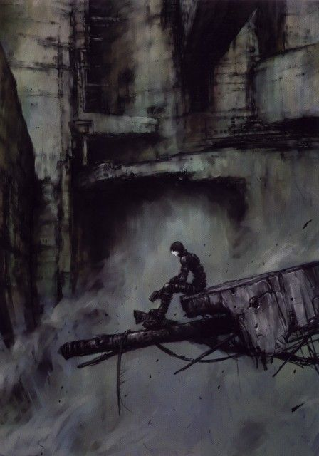 Tsutomu Nihei, Blame!, Blame! and So On, Killy