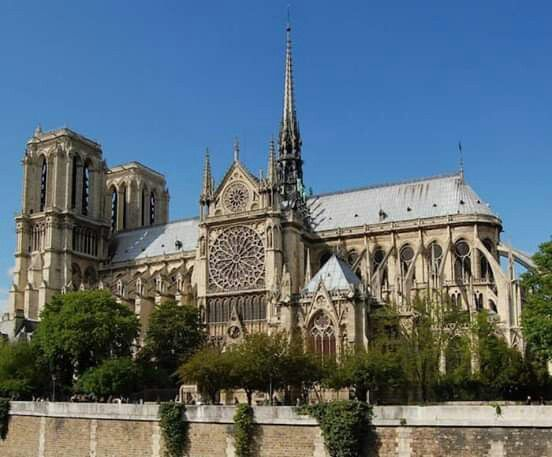 Norte Same Cathedral Before The Fire Started 4 2019 Cathedral Gothic Cathedrals Gothic Cathedral