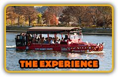 Just Ducky Tours of Pittsburgh, PA  - Is it weird that I really want to do this?