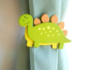 Land Before Time Curtain Tie Backs And Baby Girls On