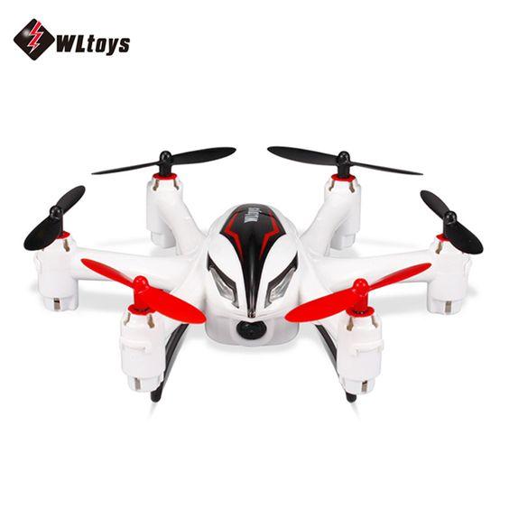 Mola: ¿Comienza el mal tiempo y no quieres dejar de volar un dron? Mira este WLtoys Q282, un juguete de interiores con FPV