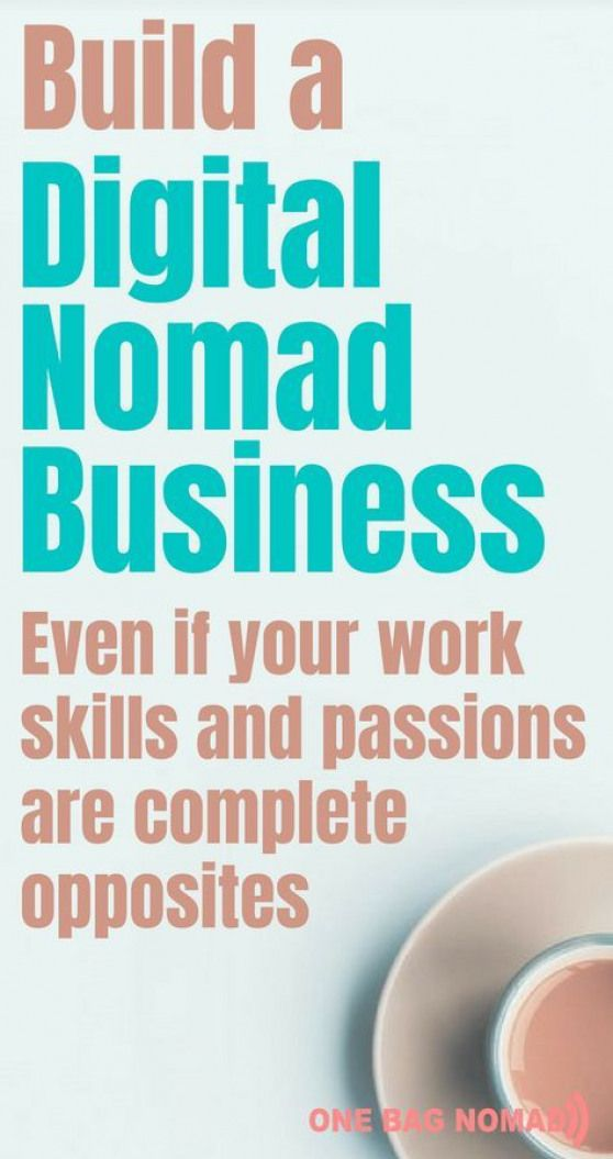 How To Grow Your Digital Nomad Salary When Your Work Background And Passions Are Complete Opposites He Digital Nomad Digital Nomad Business Digital Nomad Jobs