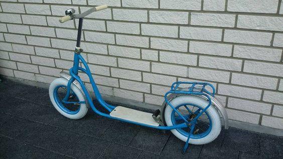 Tretroller Von Der Firma Baronia Fahrzeuge Rahden Tretroller Roller Dreirad