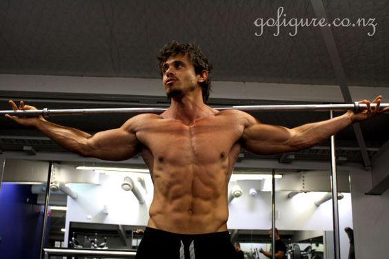 Tyrone Bell Bodybuilder | 00-TyroneBbar