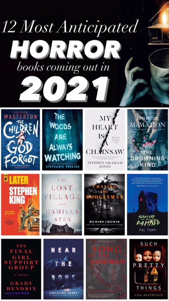 Most Anticipated Horror Books Coming Out In 2021 In 2021 Horror Books Books Books To Read