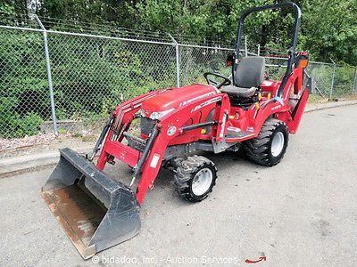Massey Ferguson 2610 4x4 Ag Tractor PTO Loader Backhoe Outriggers Diesel bidadoo https://t.co/0XwxF7vLYe https://t.co/dK73RNNGfR