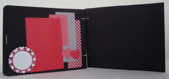 Wlly Juliana: Mini-álbum personalizado scrapbook