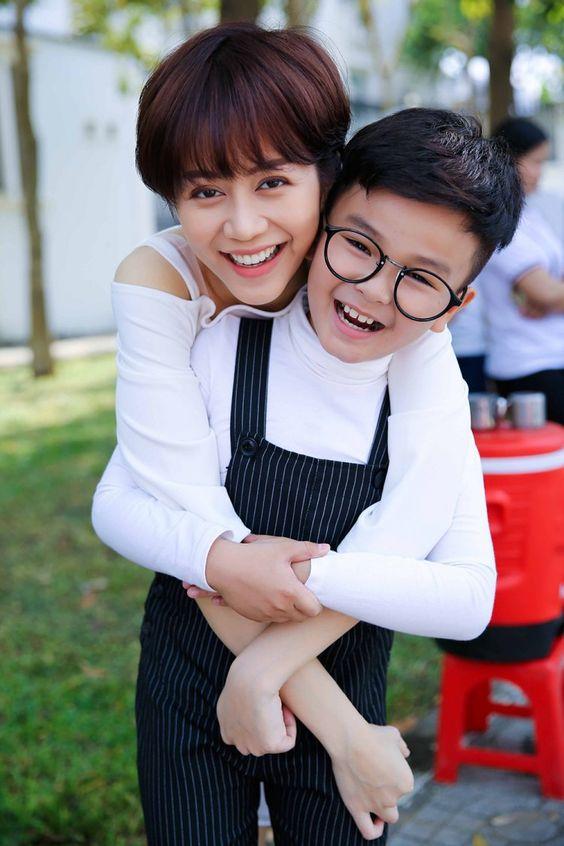 Chú ơi đừng lấy mẹ con Việt Hàn