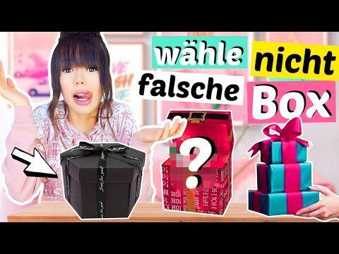 Bff Darf Nicht Das Falsche Paket Wahlen Viktoriasarina Youtube Paket Bff Box