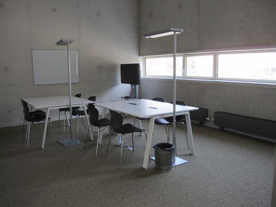 1er étage - Salle de tutorat