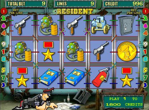 Игровые автоматы resident 2 видео играть в карты бесплатно без регистрации