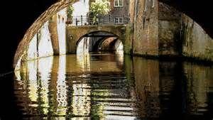 de Dieze a small river partly under the city of s'Hertogenbosch