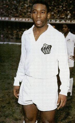 1965. Pelé, el goleador de la Copa Libertadores.
