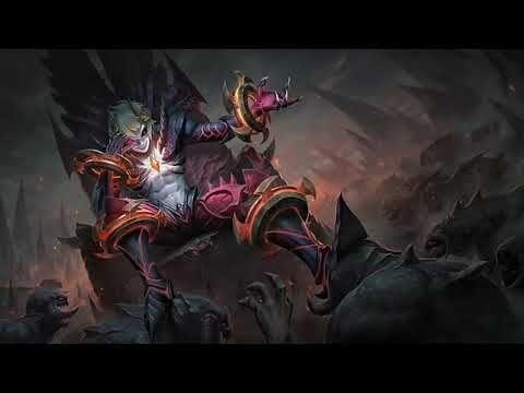 Kisah Nyata Hero Dyrroth Dyrus Sang Demon Mobile Legends