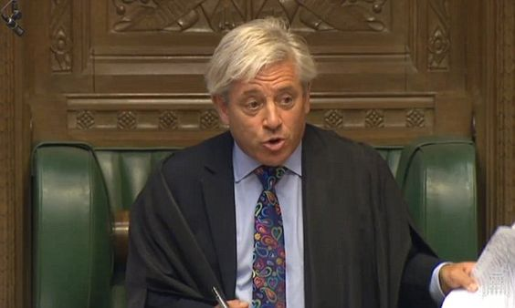 They always look after their own because so many of them have 'secrets' John Bercow is accused of a 'cover up'