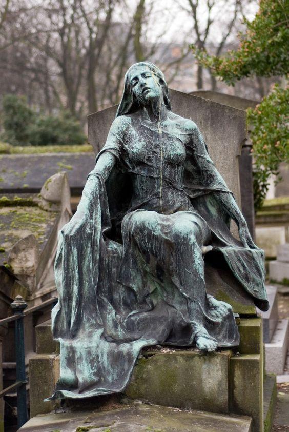 Madame Didsbury // Cimetière de Montmartre