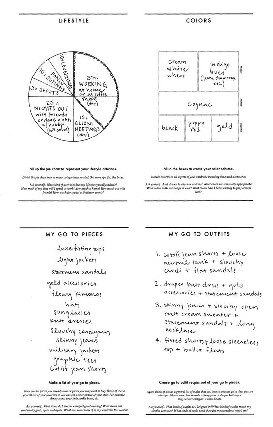 Unfancy Capsule: Pinterest • The World's Catalog Of Ideas