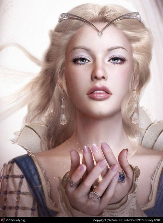 Arwen Hadas y elfos