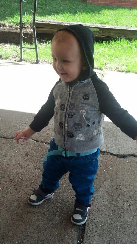 Love dressing up my little man❤️