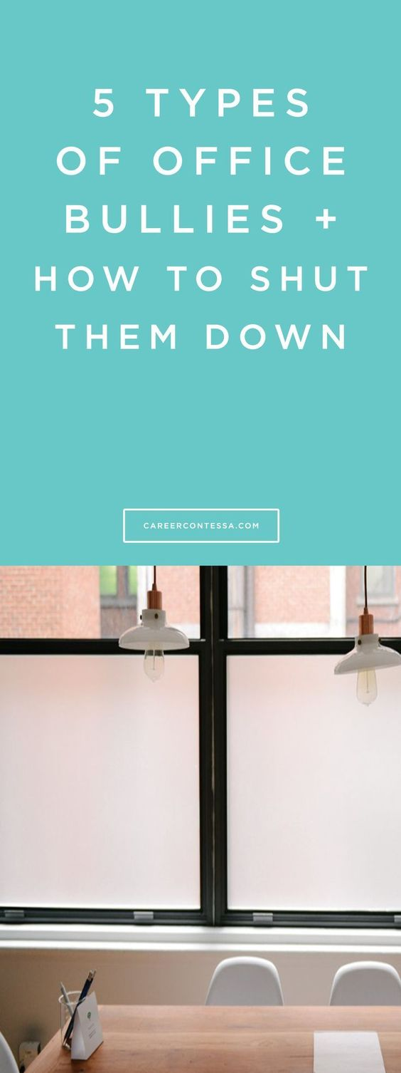 the world s catalog of ideas no matter how savvy you are at office politics sometimes undue competition and unfair treatment flare up here are some tips on how to deal office
