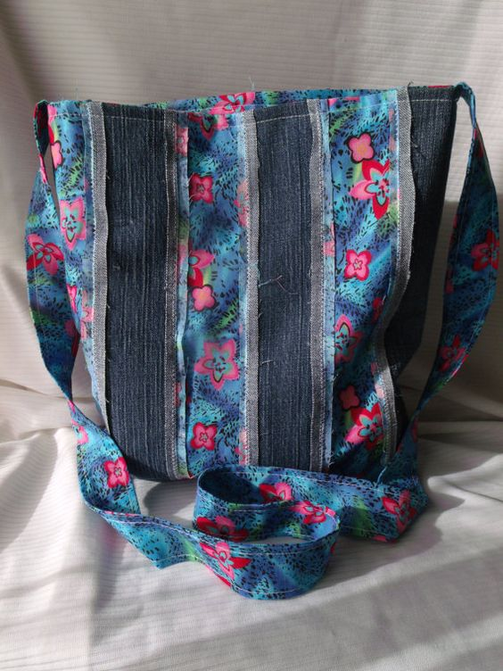 Hippie Sack by GusandBeckys on Etsy