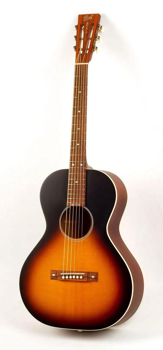 Gear Review B G Guitars Caletta Guitar Acoustic Guitar Magazine Acoustic Guitar