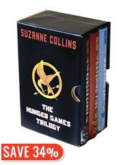 The Hunger Games Trilogy Box Set  currently on book 3...