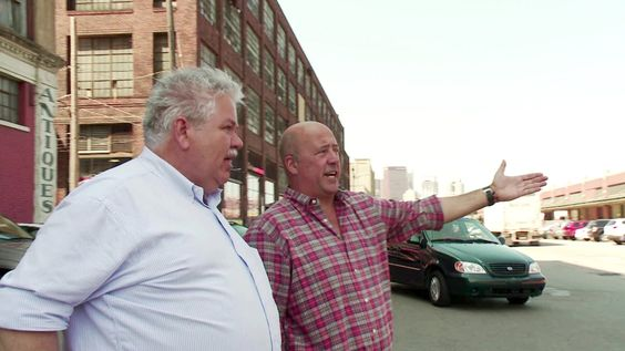 Andrew Zimmern counts down his top 5 moments in the Steel City.