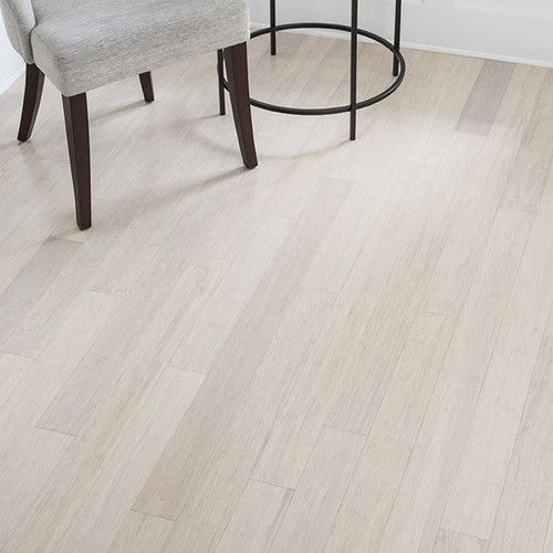 "Found it at Wayfair - 3-5/8"" Solid Bamboo Hardwood Flooring in White"