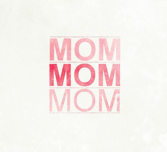 Typography ( Your mother ) by Gray!, via Flickr