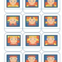 Piky defis garçon fille Alysse Ce système de jeu breveté est basé sur la combinaison de formes géométriques simples et de couleurs vives inscrites dans des carrés en plastique qui sont...