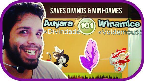 STREAMING DIVINOS & MINI-GAMES ★★★★★★★★★★   Se curtiu se inscreva: http://goo.gl/HWpje4 Para conhecer mais do canal: http://www.youtube.com/Winamice Nossa página no Facebook: http://www.facebook.com/WinamiceOficial Twitter: http://www.twitter.com/Winamice Siga-nos no Google Plus: http://www.google.com/+WinamiceOficial Insta: http://www.instagram.com/Winamice Tumblr: http://winamice.tumblr.com/ Pinterest: https://br.pinterest.com/winamice/  Conheça o nosso Site Oficial…