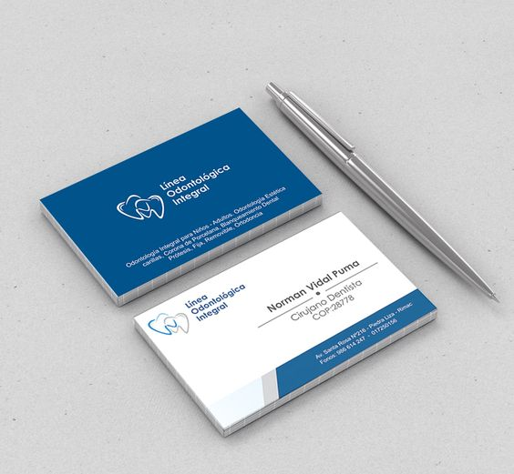 Tarjetas Clinica Dental