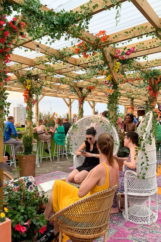 Rooftop Bars In South London 7 Bars You Need To Discover Now In 2020 Rooftop Design London Bars Rooftop Bar