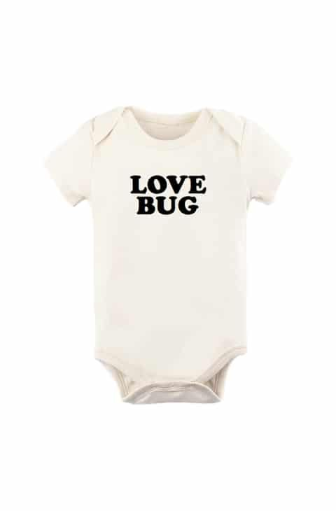Baby Gift Baby Bodysuit Personalized Onesie Love Bug Baby Bodysuit Newborn Gift Baby Shower Gift Typewriter Bodysuit Bodysuit