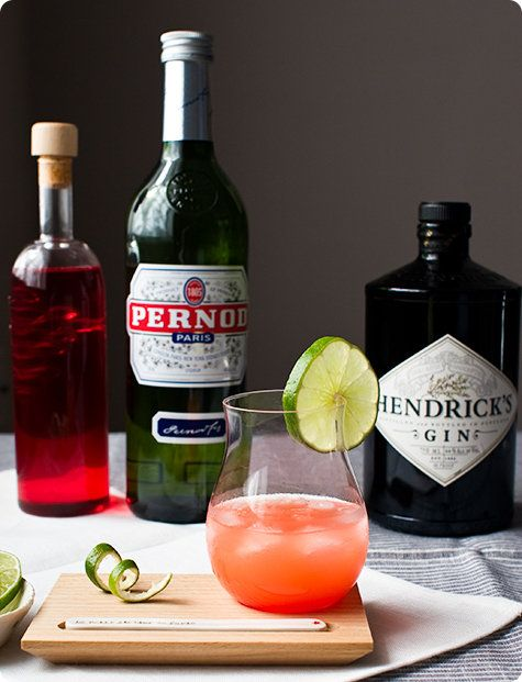 Ingredients: 1.5oz Gin 1.5oz Pastis (Pernod – or you could ...