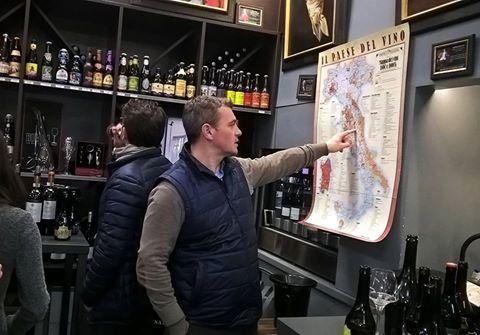 Master Class spéciale Italie pour nos cavistes avec de nombreuses pépites à déguster que vous pouvez découvrir en boutique..!