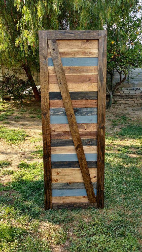 Decorative Barn Doors